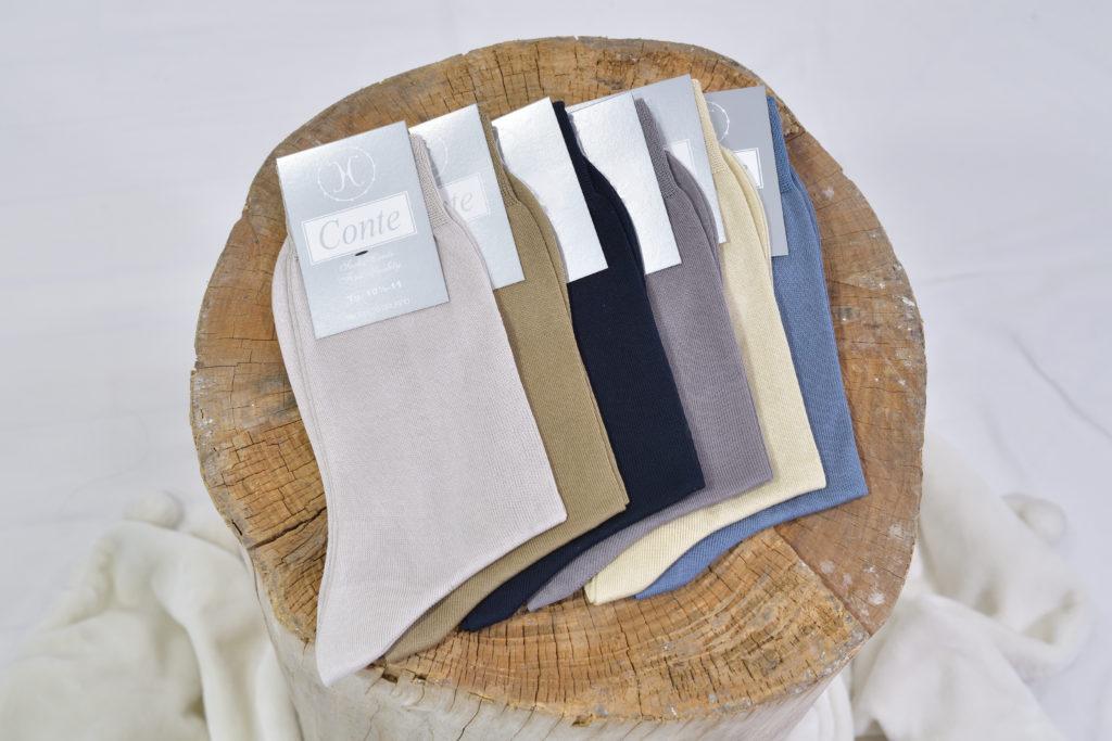 calze uomo made in Italy elegante corta cotone