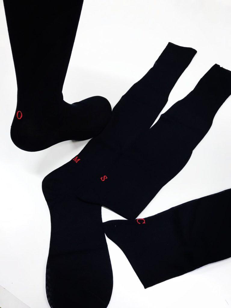 vendita calza uomo personalizzata made in Italy