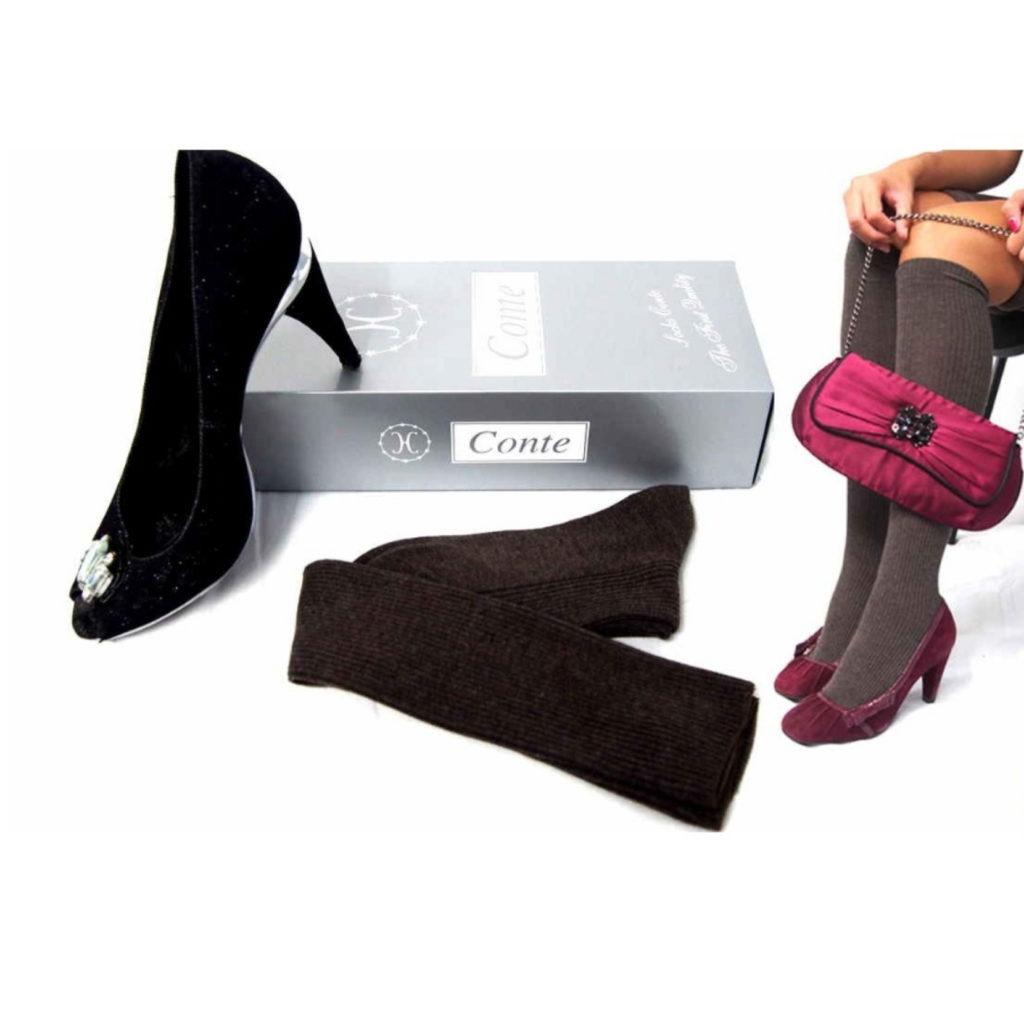 Moda donna accessorio calze