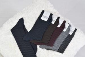 Calze uomo lana calda calze invernali made in Italy